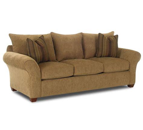 old brick recliners klaussner fletcher enso memoryfoam queen sleeper sofa