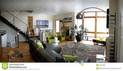 Loft Living Room Royalty Free Stock Photo   Image: 16672825