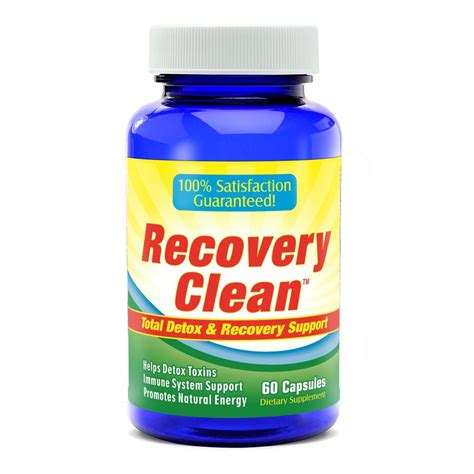 Detox Clean by Elevate Recovery Supplements Llc Just Launched On Walmart