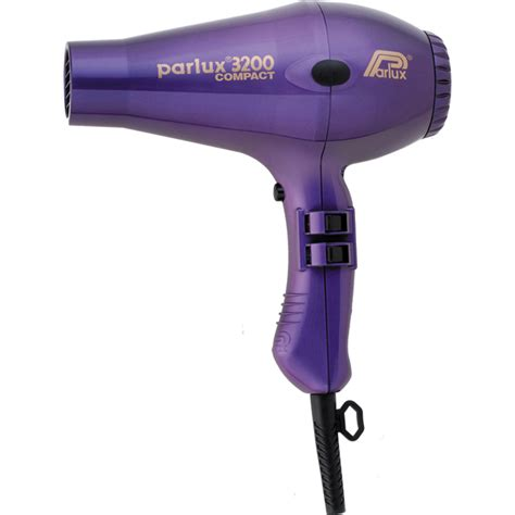 parlux 3200 compact hair dryer purple reviews free