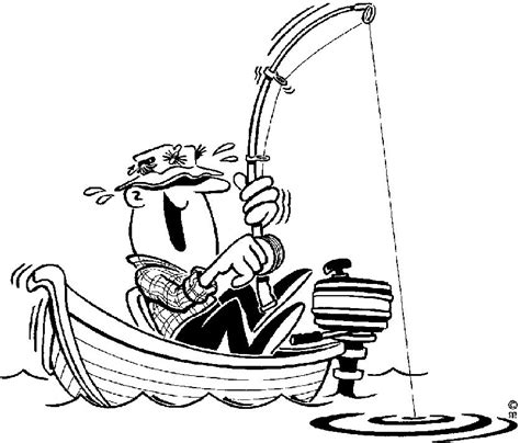 boat cartoon images black and white cartoon fishing boat black and white
