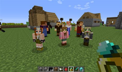 In Comes Alive by Minecraft Mca 5 2 0 жена дети и т п