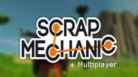 Scrap Mechanic   FREE DOWNLOAD   CRACKED GAMES.ORG