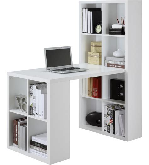 Hollow Core Hobby Desk Bookcase In Desks And Hutches Desk And Bookshelves
