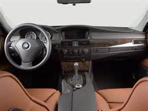 2007 bmw 5 series 525i sedan interior photos automotive