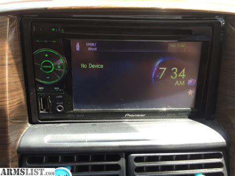 pioneer tv deck armslist for sale pioneer car din tv deck
