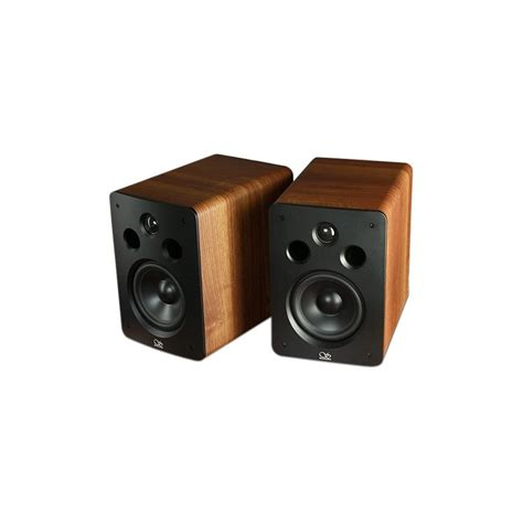 shanling s2 high fidelity bookshelf speakers wood pair
