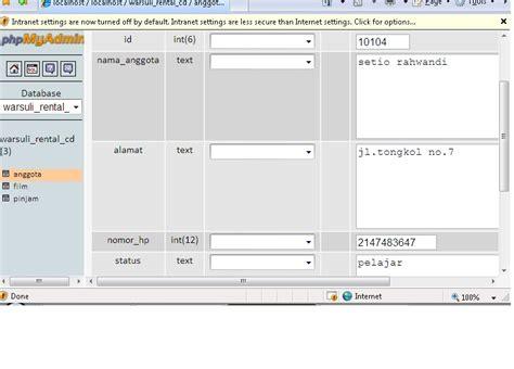 tugas membuat web dengan html berbagi ilmu dalam kebersamaan tugas akhir membuat web