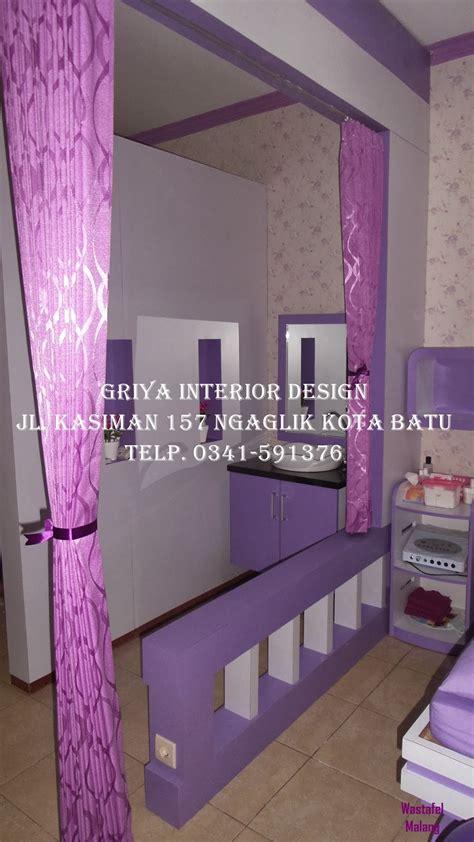 design interior klinik kecantikan dr viota malang