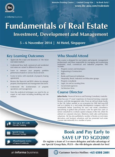 real estate database development books fundamentals of real estate investment development and
