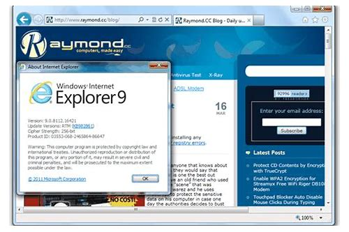 herunterladen internet explorer 10 pt windows xp free