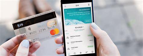cartasi assistenza banche carta di credito mastercard nuova n26 con pieno supporto nfc