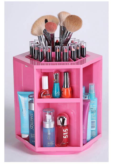 Makeup Dresser Organizer by 360 Degree Rotating Makeup Organizer End 12 4 2018 4 15 Pm