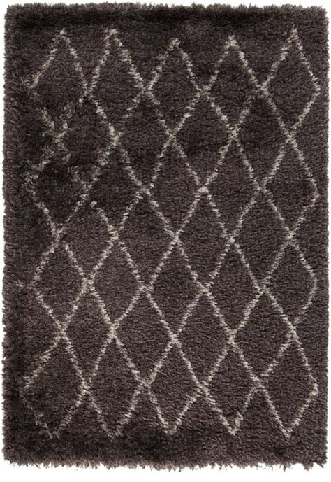 Charcoal Gray Area Rug Plush Rhapsody 2 X3 Rectangle Charcoal Gray Area Rug Transitional Area Rugs By Rugpal