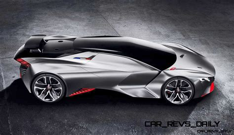 Peugeot Wec 2020 by 2015 Peugeot Vision Gran Turismo 75a
