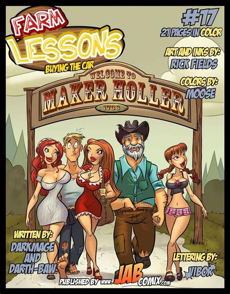 Farm Lessons Hot Jab Porn Comix