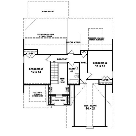 southern style floor plans yvette southern style home plan 087d 1248 house plans