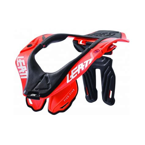 Leatt Gpx 5 5 Neck Brace leatt gpx 5 5 motocross neck brace puremx motocross shop
