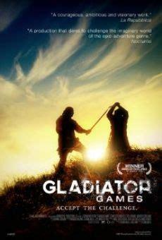 film gladiator en francais complet gladiator games 2010 film en fran 231 ais cast et bande