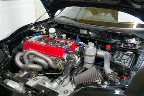 mitsubishi fto engine fto racing