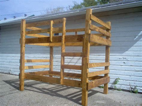 Free Bunk Bed Building Plans User Photos Bunk Bed Plans