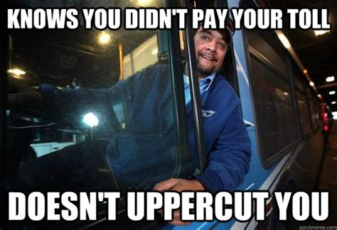 Uppercut Meme - good guy bus driver memes quickmeme
