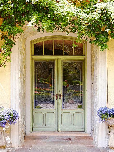 Attractive Front Doors Beautiful Worldly Influenced Front Doors
