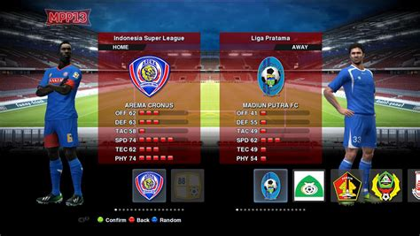 Patch All Liga patch liga indonesia all in one page