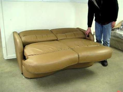 how to build a jack knife sofa electric jack knife sofa youtube