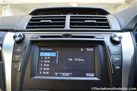 Manfredi Toyota 2015 Toyota Camry Hybrid Interior Door Panel Driver Side