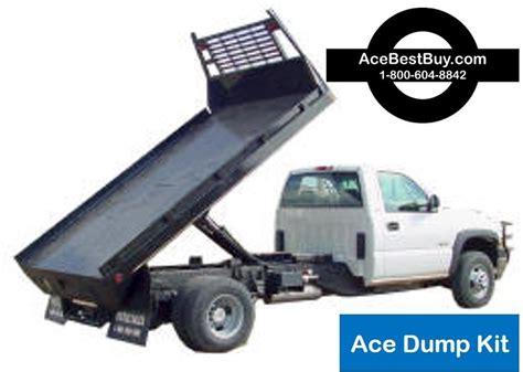 pickup dump bed kit ace 8000 lb dump bed hoist kit free shipping make your
