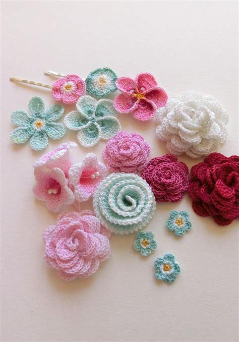 crochet pattern hawaiian flowers 94 best images about my portfolio goolgool on pinterest