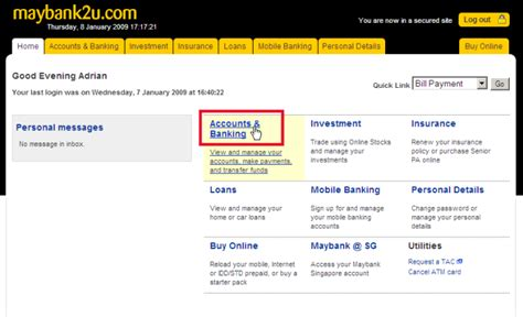 Home Design Free Online Software make your payment via maybank2u 3rd party transfer