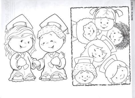 imagenes para pintar en los guaedapolvo de egresado el rincon de la infancia egresados