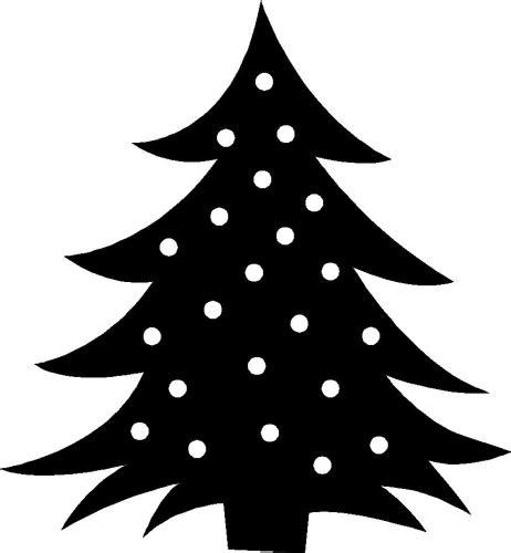 airbrush schablone weihnachtsbaum 2 christmas tree mal vorlage
