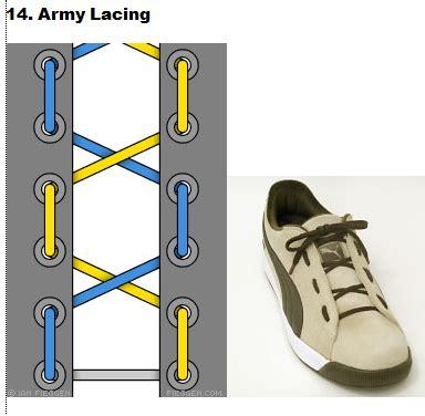 Sepatu Gc Tali Htm 1 simpul keren buat ngikat tali sepatu kreasi