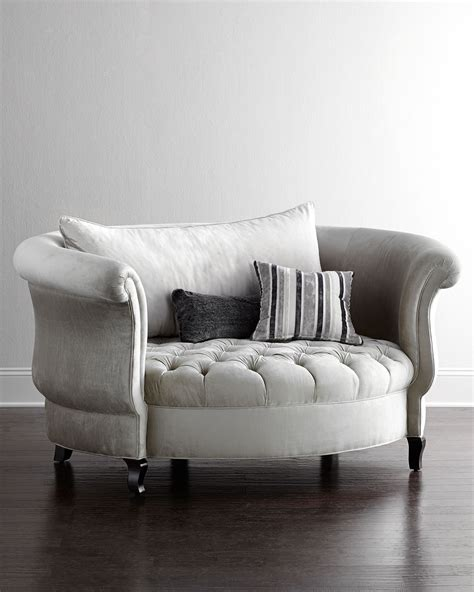 Cuddle Armchair by Haute House Harlow Cuddle Chair From Horchow B A C H L E