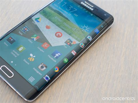 Baterai Samsung Note 4 Edge 1 lollipop update for samsung galaxy note edge on t mobile rolling out android central