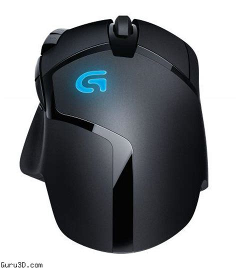 Logitech G402 Hyperion Fury Fps Gaming Mouse logitech g402 hyperion fury fps gaming mouse