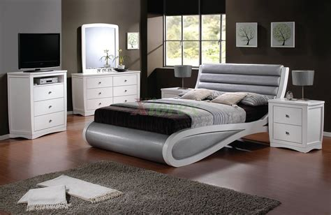Modern Platform Bedroom Furniture Set 147 Xiorex Bedroom Furniture Set