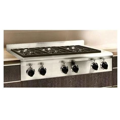 Range Cooktops american range arsct 30 slide in 36 inch gas cooktop stainless home appliance center
