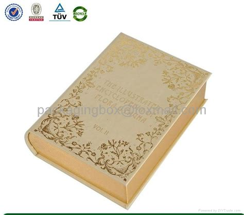 gift of the shaper book one of the highglade series books book shape cardboard paper gift boxes for sales wholesale
