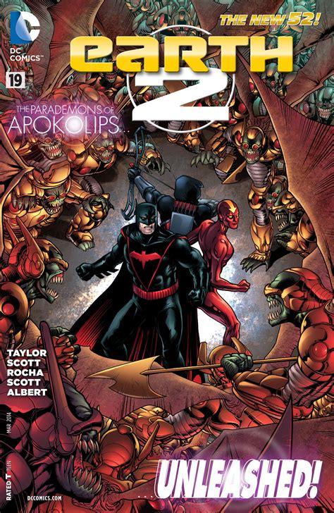 Komik Stormwatch Vol 2 Enemies Of Earth Dc Comics earth 2 volume 1 issue 19 batman wiki fandom powered