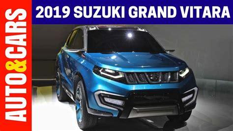 2019 Suzuki Grand Vitara by 2019 New Suzuki Grand Vitara Redesign Specs And Review