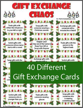 Gift Card Swap - best 25 gift exchange ideas on pinterest christmas exchange ideas christmas gift