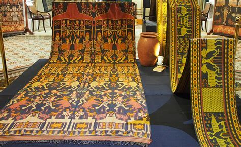 Tenun Ikat Blanket 23 image gallery tenun ikat