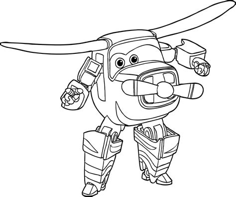 super jet coloring pages free printable super wings coloring pages