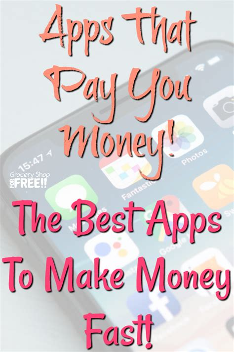 best to make money apps that pay you money the best apps to make money fast