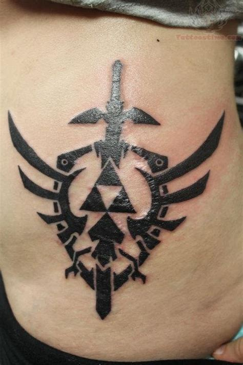 zelda tattoos legend of