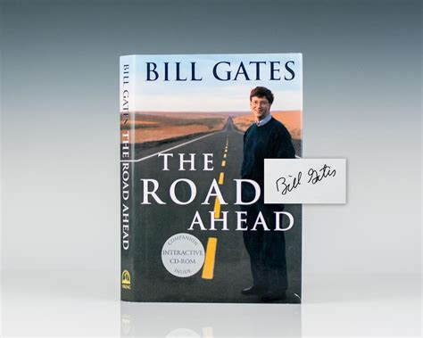 bill gates biography book name the road ahead